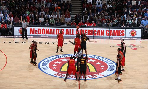 McDonald's Announces Player Nominations, Ticket Sales for 2015 McDonald's All American Games