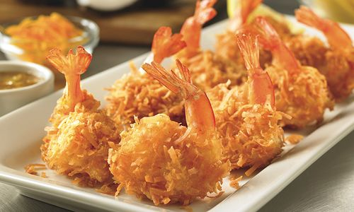 Touchdown! Outback Bowl Victors Wisconsin Badgers Score Free* Coconut Shrimp For America