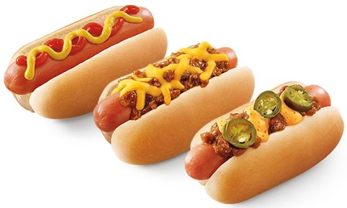SONIC Bolsters Snack Offerings with New Lil' Doggies and Lil' Chickies