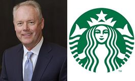 Starbucks Names Kevin Johnson President and Chief Operating Officer