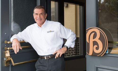 Bennigan's CEO Mangiamele Turns Passion into Ownership