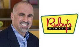 Ruby's Diner Inc. Names Seasoned Food Industry Veteran to Lead Franchising Push