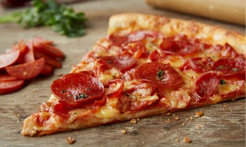 New X-treme Double Duo Pepperoni Debuts at Sbarro