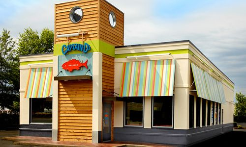 Captain D's Closes First Quarter with 4.94 Percent Increase in System-wide Sales