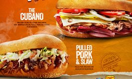 Cousins Subs Goes 'Hog Wild' with Return of Limited-Time-Only Pork Subs
