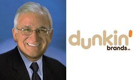 Dunkin' Brands Announces 2016 Retirement Of John Costello, President, Global Marketing And Innovation