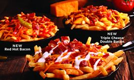 Wienerschnitzel Turns Up the Flavor With New Chili Cheese Fries Creations