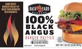 Back Yard Burgers Announces Retail Product Available at Local Walmart Stores