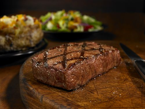 Outback Steakhouse Launches New Brand Campaign So Bold, It Lets The Food Speak For Itself