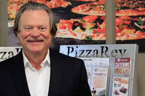 PizzaRev CEO, Rodney Eckerman, Appointed to California Restaurant Association Board