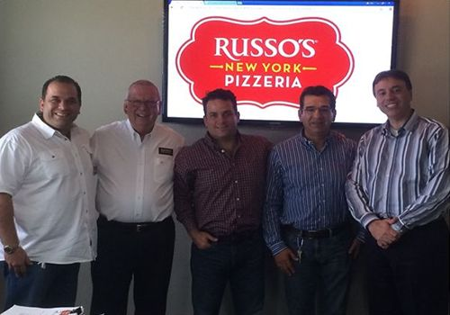 Russo's New York Pizzeria, Inc. signs 3 unit franchise agreement with VKL Franchise, LLC, for Laredo and the Rio Grande Valley!