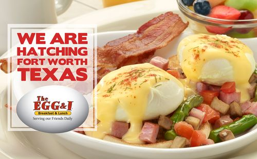 The Egg & I Opening Its Eleventh Restaurant in the Dallas/Fort Worth Area