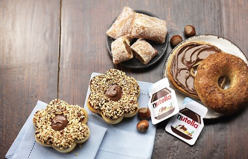 Tim Hortons And Nutella: A Match Made In Pastry Heaven