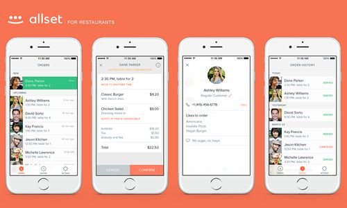Allset Helps Restaurants Increase Revenue and Improve Guest Experience by Taking Pre-Orders for Dine-In
