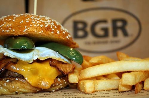 """Chanticleer Holdings' BGR: The Burger Joint Voted """"Best Burger in DC"""""""