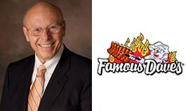 Famous Dave's CEO Ed Rensi Resigns