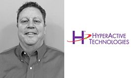 McFarland Joins Sales Team at HyperActive Technologies