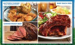 Treat Dad to a Hearty Meal This Father's Day at Ryan's, HomeTown Buffet, and Old Country Buffet
