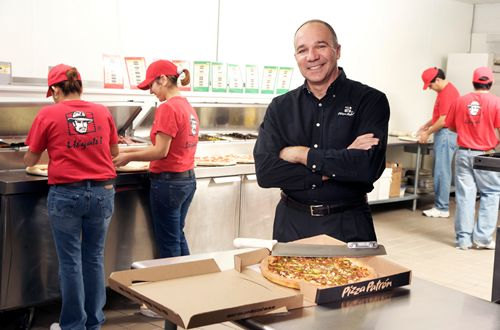 Wingstop, Pizza Patron Founder Antonio Swad Eyes Future