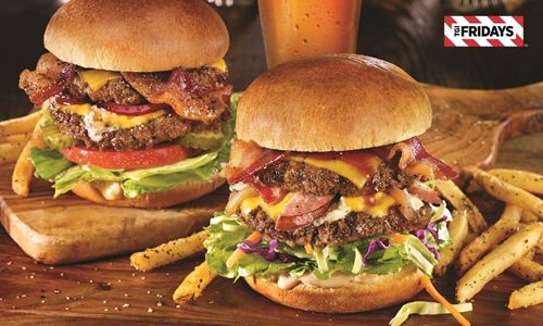 TGI Fridays Taps Into The Real Reason Social Networks Were Invented: For Friends to Give Away Free Burgers