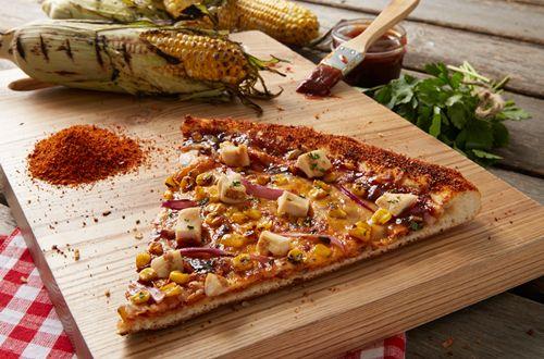 Celebrate Summer with Sbarro's BBQ Chicken Pizza