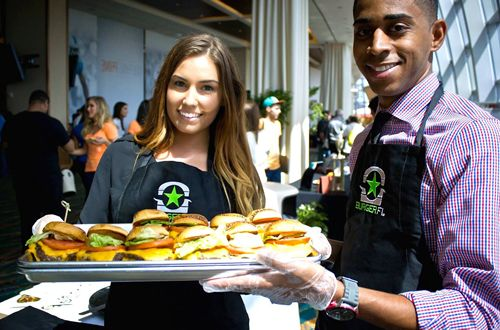 BURGERFI Hosts Luncheon with Feeding South Florida and HomeSafe