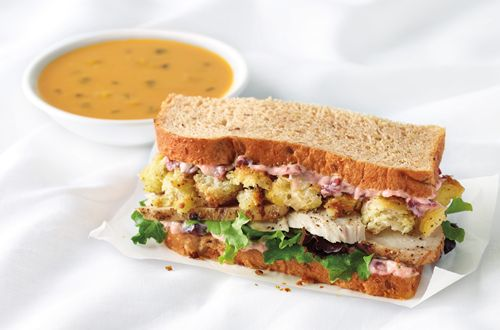Corner Bakery Cafe Harvests Fall Flavors with Seasonal Menu Additions