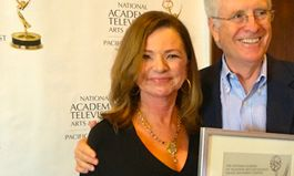 Healthy Dining PR Director Honored for Contributions to Television Industry