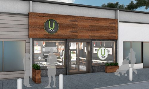UFood Grill Named Top Up And Coming Food Franchise By Franchise Business Review