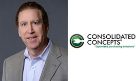 Bruce Reinstein appointed president, Consolidated Concepts, Inc.