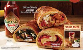 New Chicken Chipotle Stromboli Joins Villa Italian Kitchen Menu