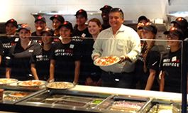 """Pizza Studio's Fontana Grand Opening: """"Masterpizzas"""" and Fun for All"""