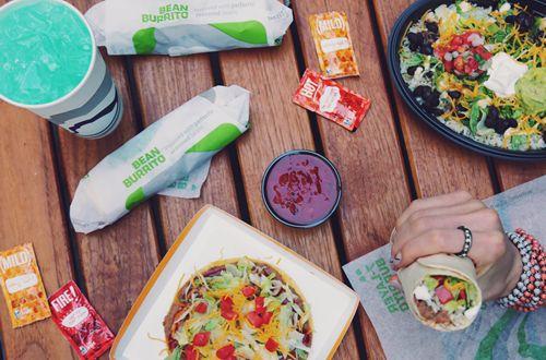 Taco Bell First QSR to Offer Vegetarian Certified Menu