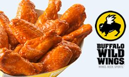 """Buffalo Wild Wings Launches """"Wings for Heroes"""" Offer for Veterans Day"""