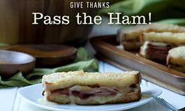 "McAlister's Deli Asks Fans To ""Pass The Ham"" This Thanksgiving"