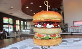 New Turkey Decadence Burger And Pumpkin Pie Shake Land At Burger 21 Just In Time For Thanksgiving