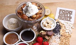 Bread Pudding Ala STACKED: Food Well Built