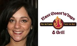 East Coast Wings & Grill Promotes Stacey Kane to Chief Marketing Officer