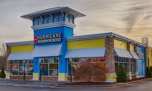 Hurricane Grill & Wings Experiences Record Development Year Including First Opening in California