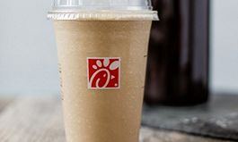 "Chick-fil-A ""Frosts"" Cold-Brew Coffee, Creating New Beverage"