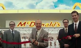 Michael Keaton as Ray Kroc in 'The Founder'