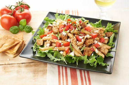 Stokely Healthy Foods Creates Partnership with Taziki's Mediterranean Café