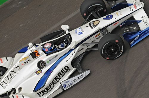 Wienerschnitzel Teams Up with Indianapolis 500 Driver for Second Year