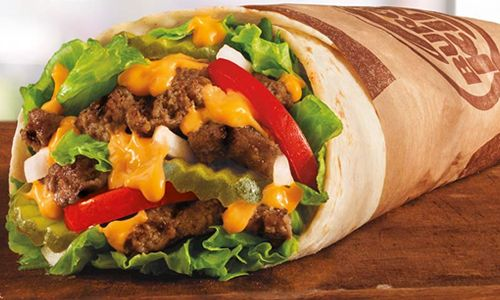 Burger King Launches Whopperrito Nationally