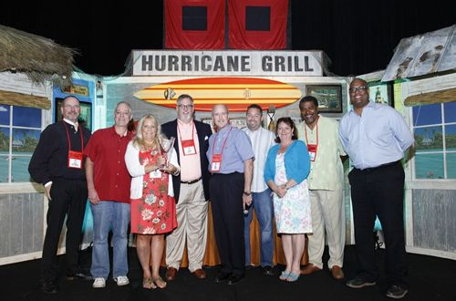 Hurricane Grill & Wings Celebrates Franchise Owners and Vendors at 8th Annual Conference