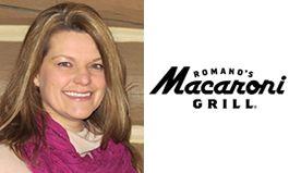 Romano's Macaroni Grill Hires New VP of Marketing