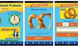 Wetzel's Pretzels Unveils New Rewards Mobile App