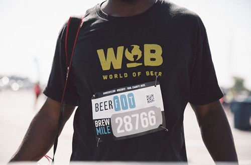 World of Beer Launches Petition to Make the Beer Mile an Official Part of the Games