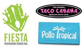 Fiesta Restaurant Group, Inc. Closes 10 Pollo Tropical Restaurants; Will Rebrand up to Three Restaurants as Taco Cabana Restaurants