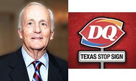 """Texas Dairy Queen Seeks New Leadership While Saying """"Thank-You"""" to 25-year President"""